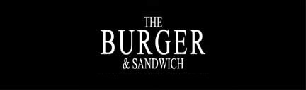 The Sandwich & The Burger